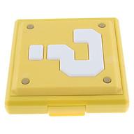 Sunnimix 12 In 1 Trò Chơi Thẻ Mang Ốp Lưng Giá Đỡ Hộp Người Tổ Chức Cho Nintendo Switch Đen thumbnail