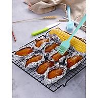 Combo 4 cuộn Giấy bạc nướng thực phẩm Aluminium FOIL [30CM x 5M] thumbnail