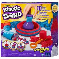 Đồ Chơi Bộ dụng cụ cắt và tạo hình cát KINETIC SAND 6047232 thumbnail