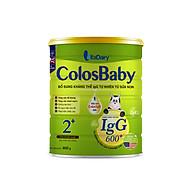 Sữa non COLOSBABY 600 IgG 2+ (800G) thumbnail