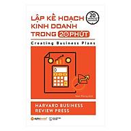 Sách - Lập kế hoạch kinh doanh trong 20 phút thumbnail