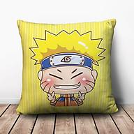 Gối Ôm Vuông Naruto Chibi GVCT593 (36 x 36 cm) thumbnail