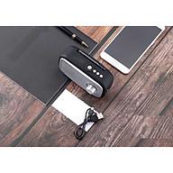 Loa Bluetooth 5.0 Casim L-G32 - Kiểu Dáng Cổ Điển - Âm Thanh Cực Chất - Kháng Nước - Hàng Chính Hãng thumbnail