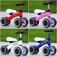 Xe thăng bằng 4 bánh cho bé trai và bé gái - giao màu ngãu nhiên thumbnail