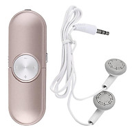 High Quality Mp3 Plug-In Fm Music Player Rose Gold thumbnail