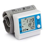 máy đo huyết áp thông minh tiện ích công nghệ nhật bản thumbnail