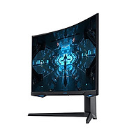 Màn Hình Cong Gaming Samsung LC27G75TQSEXXV 27 inch WQHD (2560 x 1440) 1ms 240Hz G-sync VA - Hàng Chính Hãng thumbnail