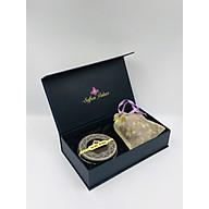 Hộp Quà Luxury Saffron GB03HH - 3 Gram Saffron Palace Negin thượng phẩm nhập khẩu Iran, Hoa hồng Ba Tư - quà tặng sang thumbnail