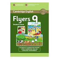 Cambridge Young Learner English Test Flyers 9 Student Book thumbnail