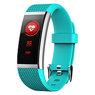 BT4.0 Water-Proof Smart Wrist Band 0.96 Colorful Touch Screen Smart Bracelet Fitness Tracker Heart Rate Pedometer Sleep thumbnail