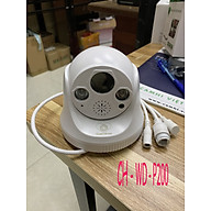 Camera Camhi wifi CH-WD-P200 trong nhà có báo động thumbnail