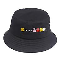 Nón bucket tai bèo Pacman Bạch tuộc vành rộng chống nắng tốt, chất liệu vải thấm hút mồ hôi - Hạnh Dương thumbnail
