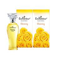 Combo 2 chai Nước hoa nữ Enchanteur Charming mini (10ml x 2) thumbnail