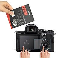 Miếng dán màn hình cường lực cho máy ảnh Sony A6300 A6000 A6400 A5000 A6500 thumbnail