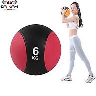 Bóng Tạ Tập Thể Lực,Tập Gym,Tập Yoga 6kg Chất Liệu Cao Su Đặc Hàng Nhập Khẩu Đại Nam Sport thumbnail