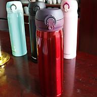 Bình giữ nhiệt inox cao cấp 450ml thumbnail