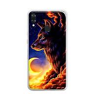 Ốp lưng dành cho điện thoại Vsmart Joy 1 Plus - 0267 WOLF03 - Silicone dẻo - Hàng Chính Hãng thumbnail