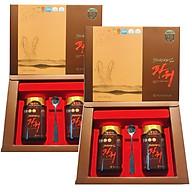 Thực phẩm bảo vệ sức khỏe KOREAN RED GINSENG EXTRACT POWER (2 hộp) thumbnail