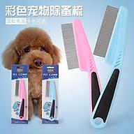 Lược chải chấy PETCOMB dành cho thú cưng(màu ngẫu nhiên) thumbnail