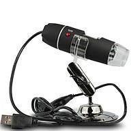 Kính hiển vi điện tử cắm cổng USB phóng đại 50-500 lần chuyên dùng trong thẩm mỹ, y học ( TẶNG 03 NÚT KẸP CAO SU ĐA NĂNG NGẪU NHIÊN ) thumbnail