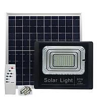 ĐÈN NGOÀI TRỜI, ĐÈN LED NĂNG LƯỢNG MẶT TRỜI SOLAR LIGHT 60W- JD8860 thumbnail
