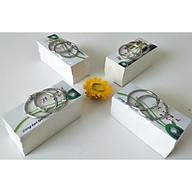 combo 500 thẻ flashcard kích thước 3,5x8 vuông học ngoại ngữ . thumbnail