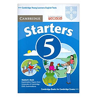Cambridge Young Learner English Test Starters 5 Student Book thumbnail