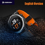 English Version CODOON X3 Smart Sport Watch BT 5.0 GPS 5ATM Water Resistant Heart Rate Sleep Monitor Sports Tracker 7 thumbnail