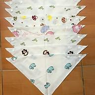 Set 10 yếm xô tam giác cài nút 2 nấc thumbnail