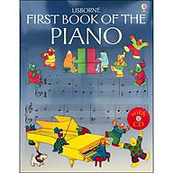 Usborne First Book Of The Piano + Cd thumbnail