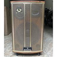Loa kéo karaoke cao cấp Mitsunal M62 Chống rung, Tích hợp 3 loa Loa Bass + Loa Trung + Loa Tress, Kèm 2 mic kim loại thay đổi tầng số, TN Bluetooth Siêu Bass Có Mic Đàm Thoại Thích Hợp các cuộc họp, hội nghị và học trực tuyến trên Zoom - Hàng chính hãng thumbnail