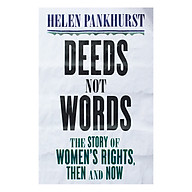 Deeds Not Words The Story of Women s Rights - Then and Now thumbnail
