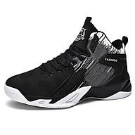 Giày bóng rổ nam, giày thể thao chơi bóng chuyền, bóng rổ chuyên dụng, chơi được sân bê tông - Siêu bền, siêu nhẹ (đủ size từ 37-44) thumbnail
