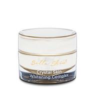 Kem dưỡng trắng da, chống lão hoá, dưỡng ẩm Bella Skin Crystal Skin Whitening Complex (30g) thumbnail
