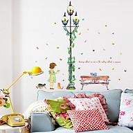 Decal dán tường khung cảnh đường phố 03cat XXK2909 thumbnail