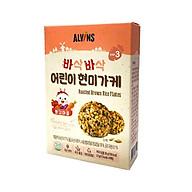 Gia vị rắc cơm cho bé nhiều vị 28gr - Alvins thumbnail