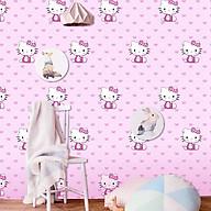 10m Giấy dán tường Hello Kitty C0036 thumbnail