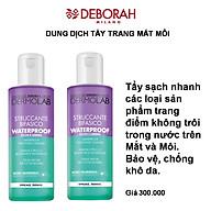 Nước tẩy trang mắt và môi Dermolab - Waterproof Two-Phase Cleanser 150ml thumbnail