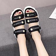 (free ship + xịn) Sandal quai hậu học sinh, dép sandal 3 quai thumbnail