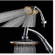 Vòi sen tăng áp inox 304 lk2020, vòi sen tăng áp bát lớn kiểu dáng sang trọng, tăng áp lực nước 300% thumbnail