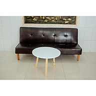 Sofa bed, sofa giường phòng khách phòng khách gồm bàn tròn MH01 thumbnail