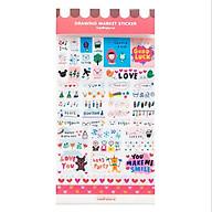 Bộ 06 tấm sticker trang trí TZ-0045 thumbnail