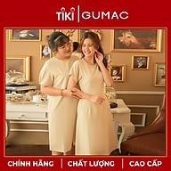 Đầm váy nữ DA10132 GUMAC thiết kế suông cổ đính ngọc thumbnail