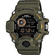 Đồng Hồ Nam Dây Cao Su Casio G-Shock-GW-9400-3DR Điện Tử thumbnail