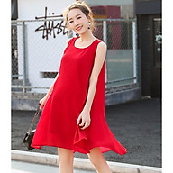 Đầm bầu đẹp - váy bầu xinh thời trang Hàn Quốc DN1907021A thumbnail