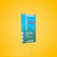 Bao cao su 0.05 Oleo mát lạnh hộp 10 cái thumbnail