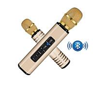 Micro Karaoke Di Động Kèm Loa Microphone K6 Usb Micrô - Hàng Chính Hãng PKCB thumbnail
