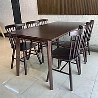 bộ bàn ăn 6 ghế kamun thumbnail