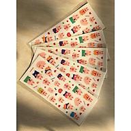 Sticker DDAEJI Hình Thỏ Đáng Yêu thumbnail