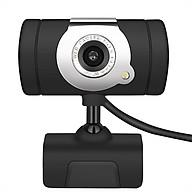 HXSJ A847 480P Webcam Manual Focus Computer Camera Built-in Sound Absorbing Microphone for Desktop Computer Laptop thumbnail